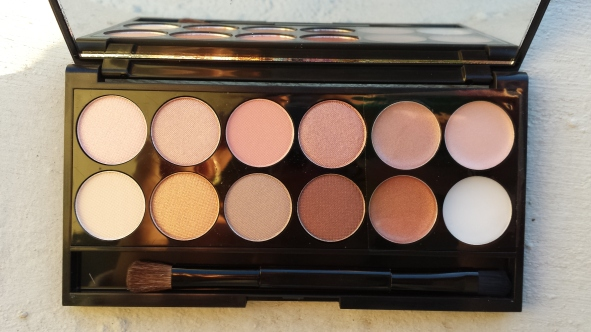 Easy On The Eye Palette 'Birthday Suit' (2)